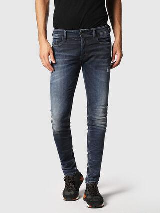 SLEENKER 084JM, Blue jeans