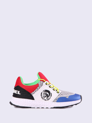 SN LOW 23 MOHICAN CH, White/red/blu