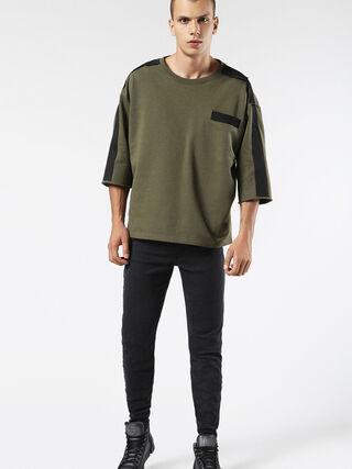STICKKER 0677H, Black Jeans