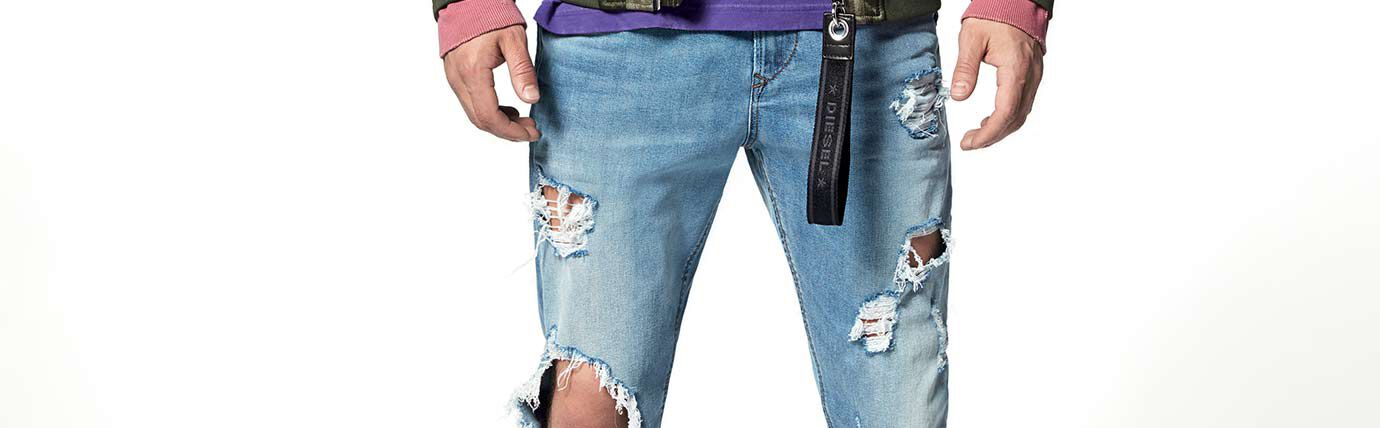 Diesel New Arrivals Jeans Man