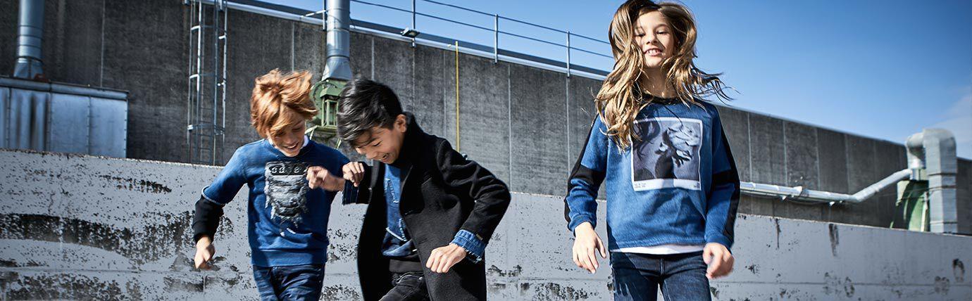 Clothing Junior Girl Diesel