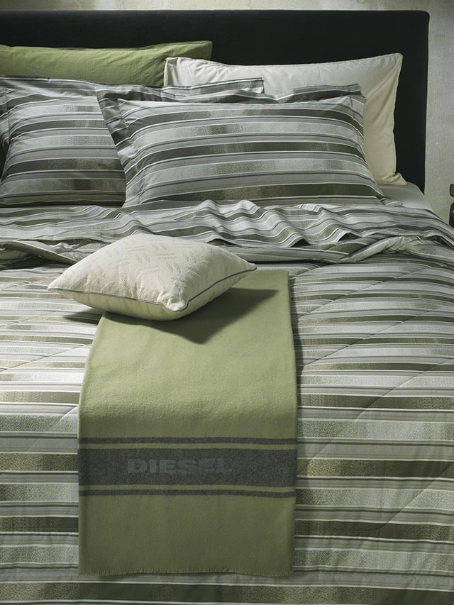 GRADIENT LINE Mirabello for Diesel - Home Textile