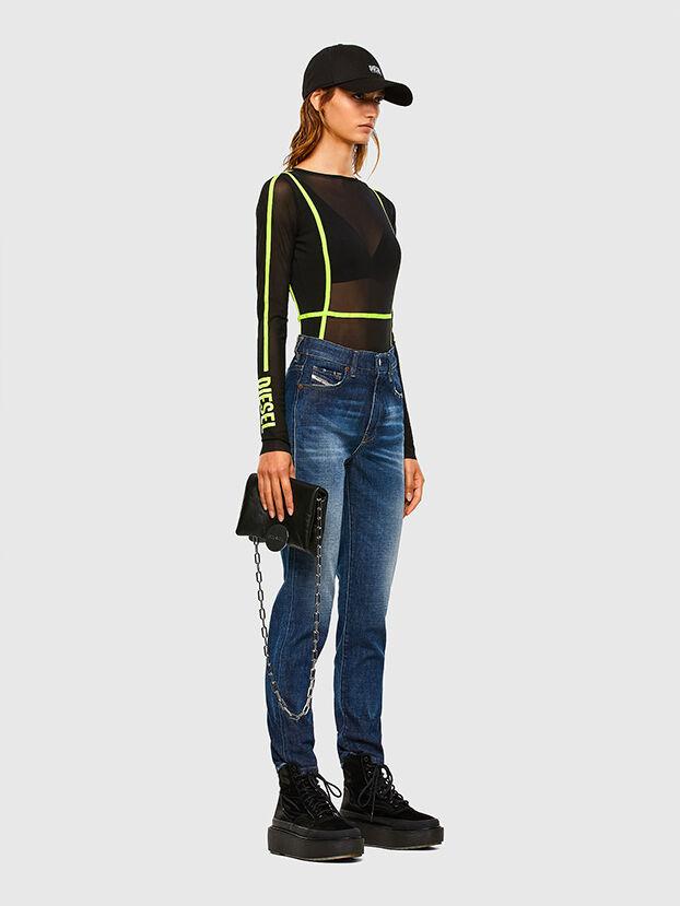 D-Joy 009ET, Medium blue - Jeans