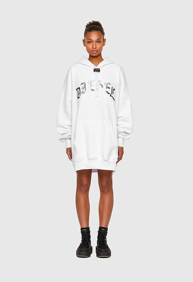 D-OXI-A1, White - Dresses