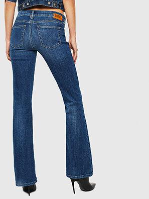 D-Ebbey 086AM, Medium blue - Jeans