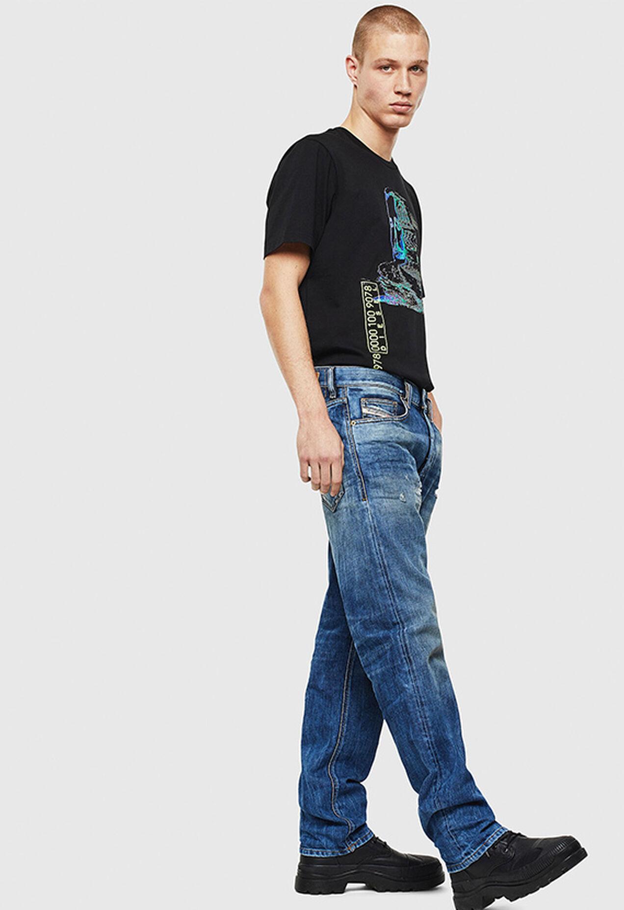 D-Macs 0097I, Medium blue - Jeans