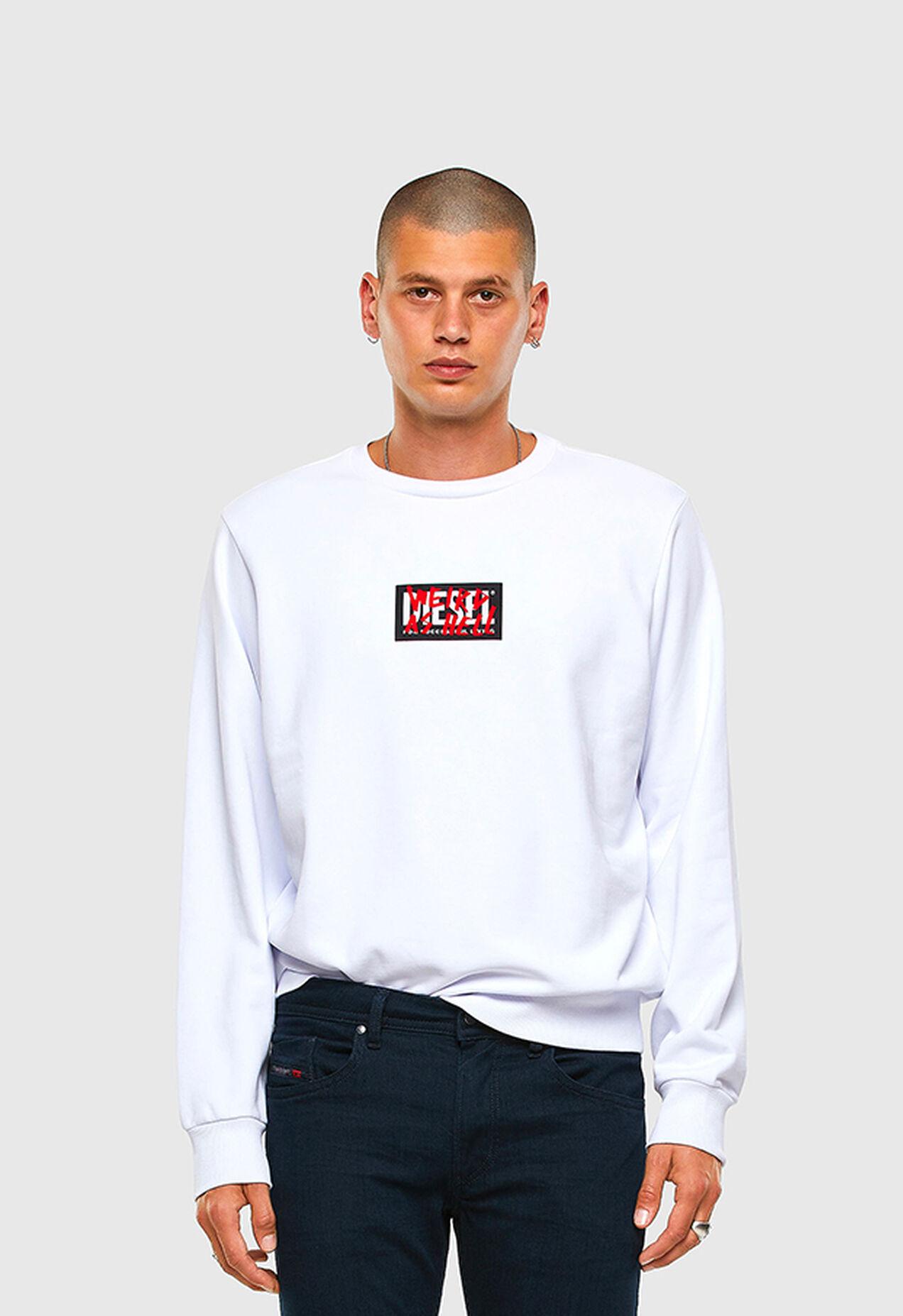 S-GIRK-X5, White - Sweaters