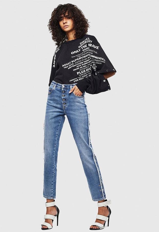Babhila 009AA, Medium blue - Jeans