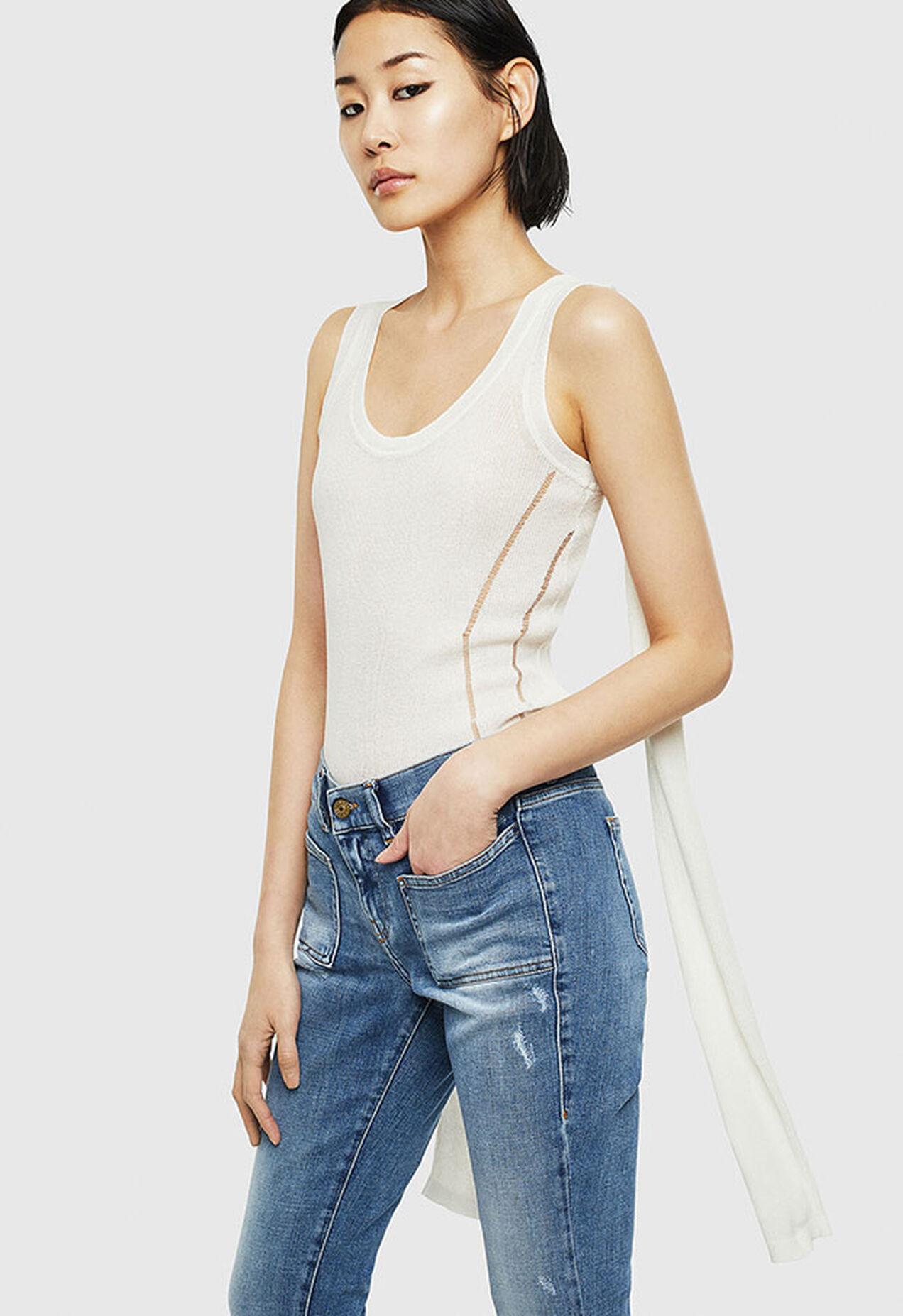 K-SIMONA, White - Knitwear