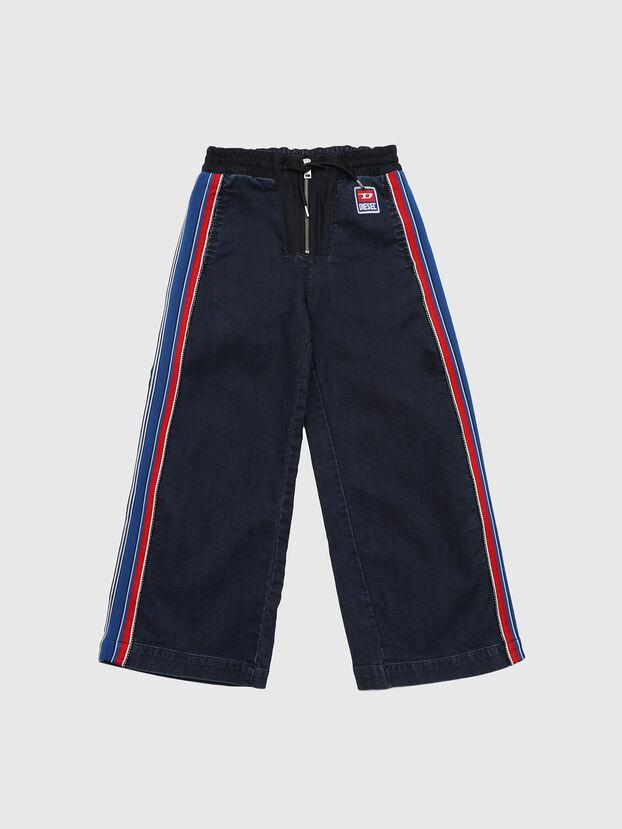 PDERIN JOGGJEANS, Dark Blue - Pants