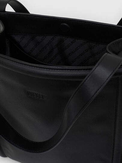 Diesel - ORNY, Black - Shopping and Shoulder Bags - Image 4