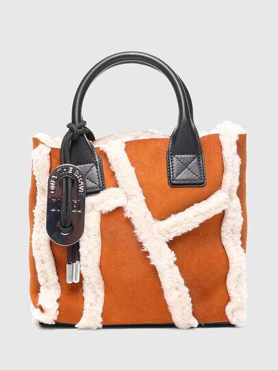Diesel - DHALIA XS, Brown - Satchels and Handbags - Image 1