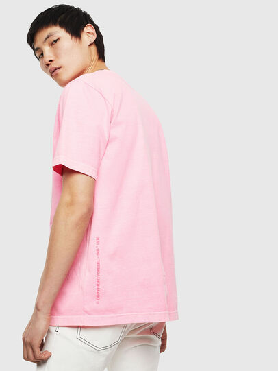 Diesel - T-JUST-NEON-S1,  - T-Shirts - Image 3