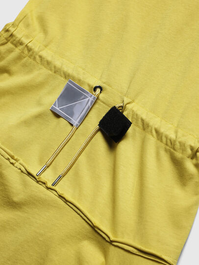 Diesel - DSLOAN, Yellow - Dresses - Image 4