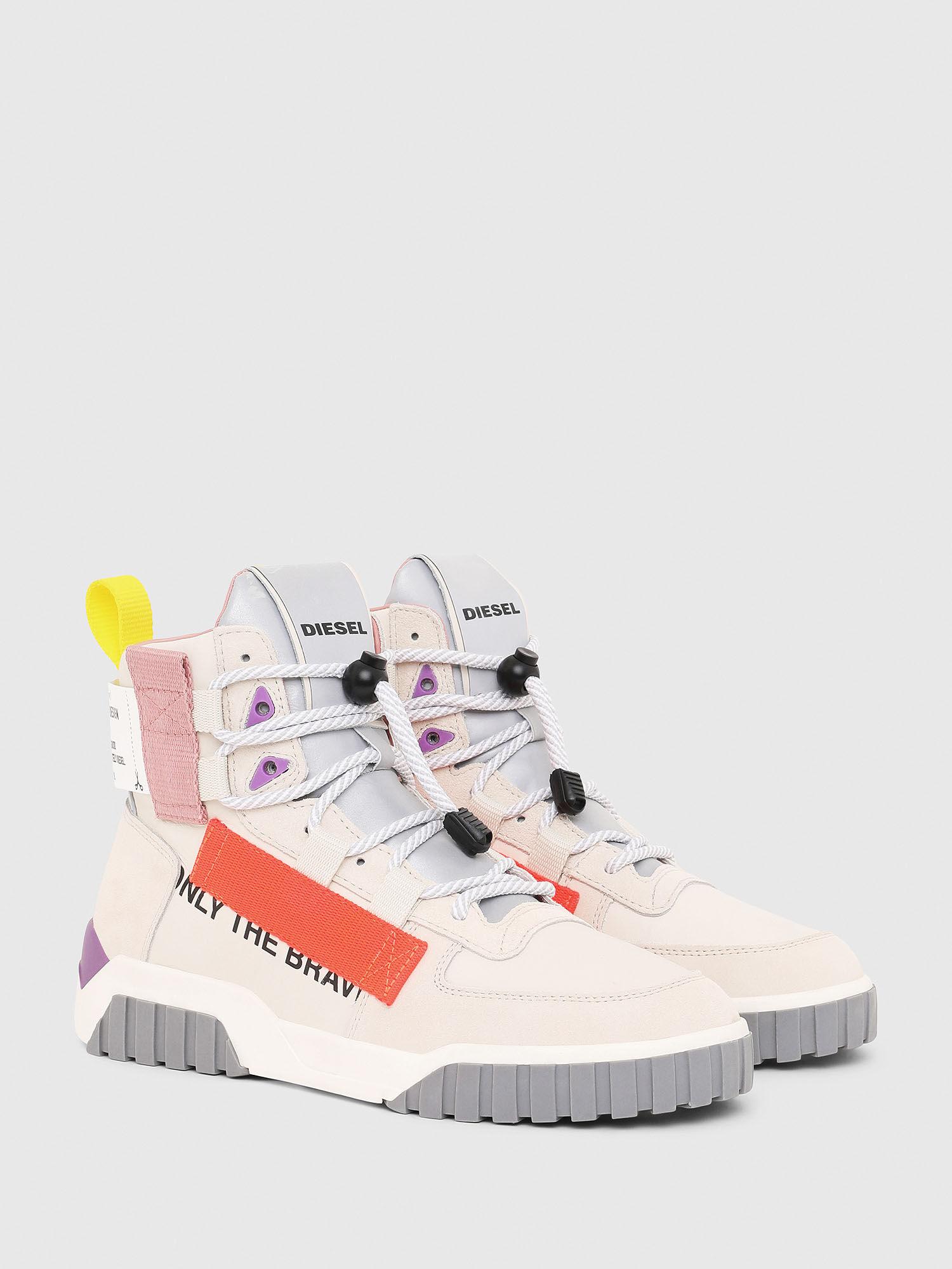 S-RUA MID SP W Women: High-top sneakers
