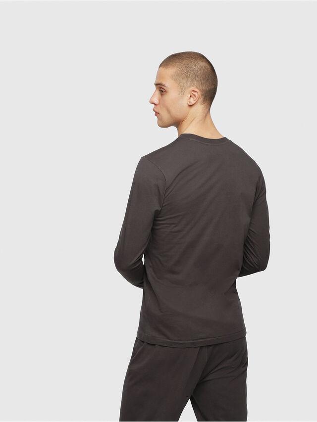 Diesel - UMLT-JUSTIN, Dark grey - T-Shirts - Image 2