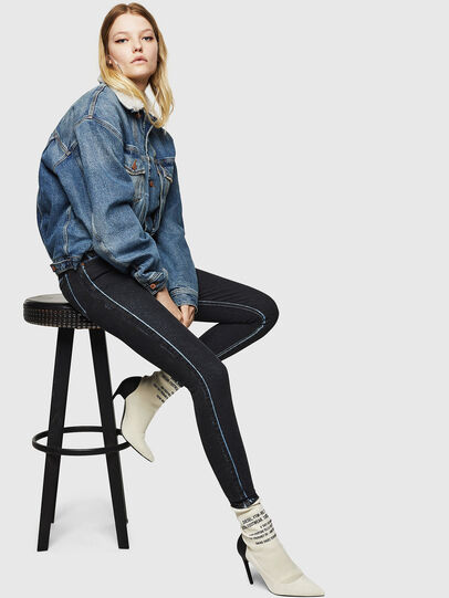 Diesel - Slandy High 0094B,  - Jeans - Image 7