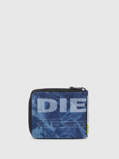 Diesel - ZIPPY HIRESH S, Blue - Zip-Round Wallets - Image 2