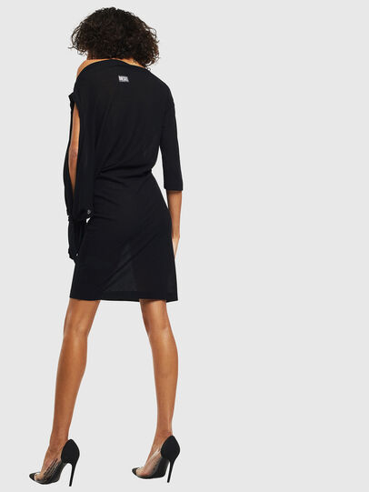 Diesel - D-TITY, Black - Dresses - Image 2