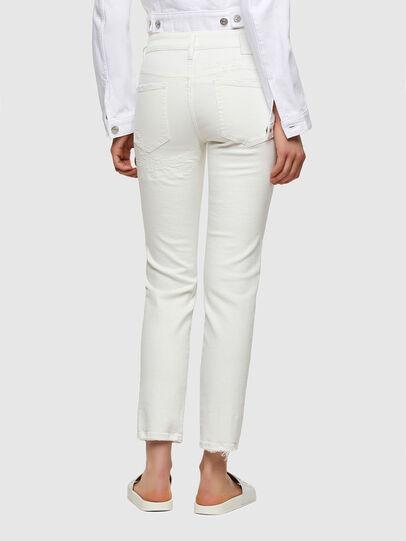 Diesel - D-Rifty 009VU, White - Jeans - Image 2