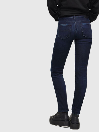 Diesel - Sandy 083AG, Dark Blue - Jeans - Image 2