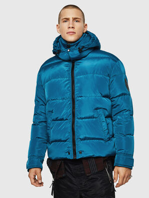 W-SMITH-YA, Blue Marine - Winter Jackets