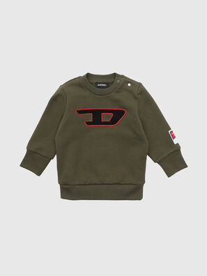 SCREWDIVISIONB-D, Military Green - Sweaters