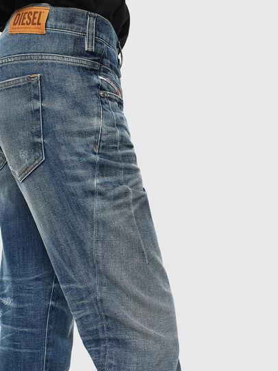 Diesel - Fayza 0890Y, Medium blue - Jeans - Image 4