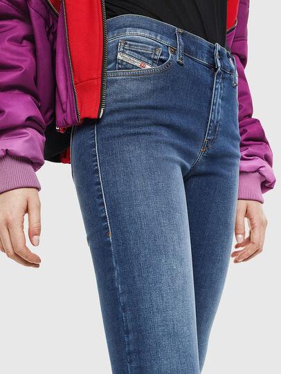 Diesel - D-Roisin 085AB, Medium blue - Jeans - Image 3
