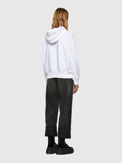 Diesel - F-MAGDALENA-E1, White - Sweaters - Image 5