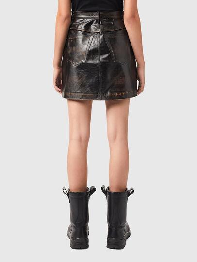 Diesel - L-LIA, Black - Skirts - Image 2
