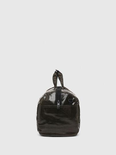 Diesel - ARMDUFFLE, Olive Green - Travel Bags - Image 3