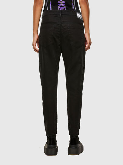 Diesel - Fayza JoggJeans 069NC, Black/Dark grey - Jeans - Image 2