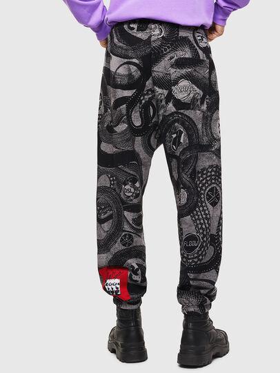 Diesel - P-CALTON-B, Black - Pants - Image 2