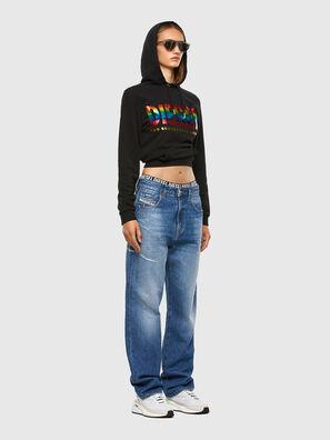 UFLT-BRANDALWZ-P, Black - Sweaters