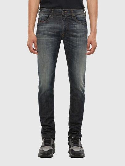 Diesel - Thommer 009EP, Dark Blue - Jeans - Image 1