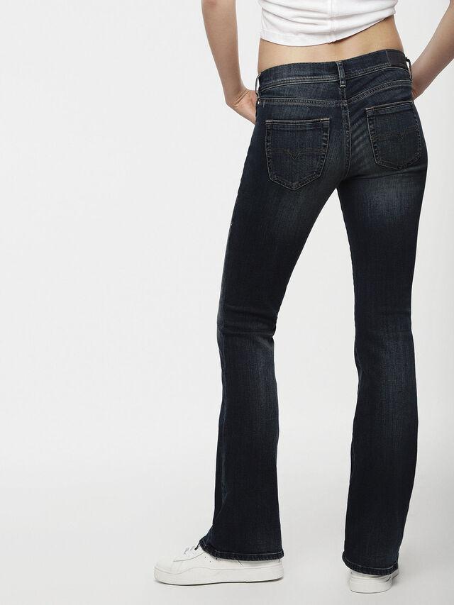 Diesel Lowleeh 0814W, Dark Blue - Jeans - Image 2