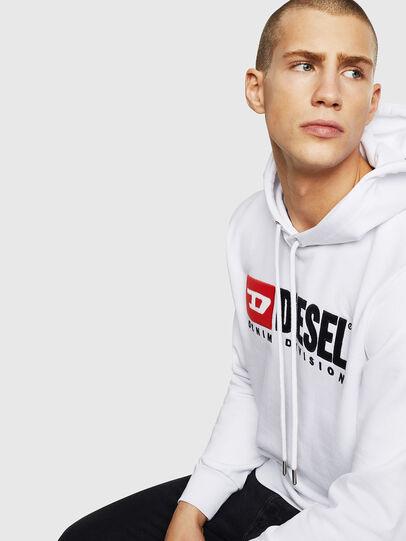 Diesel - S-GIR-HOOD-DIVISION,  - Sweaters - Image 4