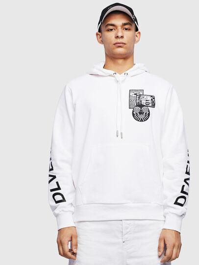 Diesel - S-GIRK-HOOD-S4,  - Sweaters - Image 1