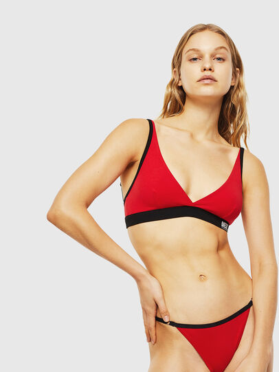 Diesel - UFSB-BILLIES, Red - Bras - Image 4