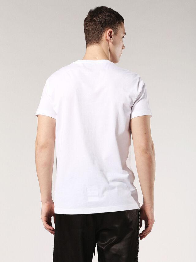 T-DIEGO-SM, White