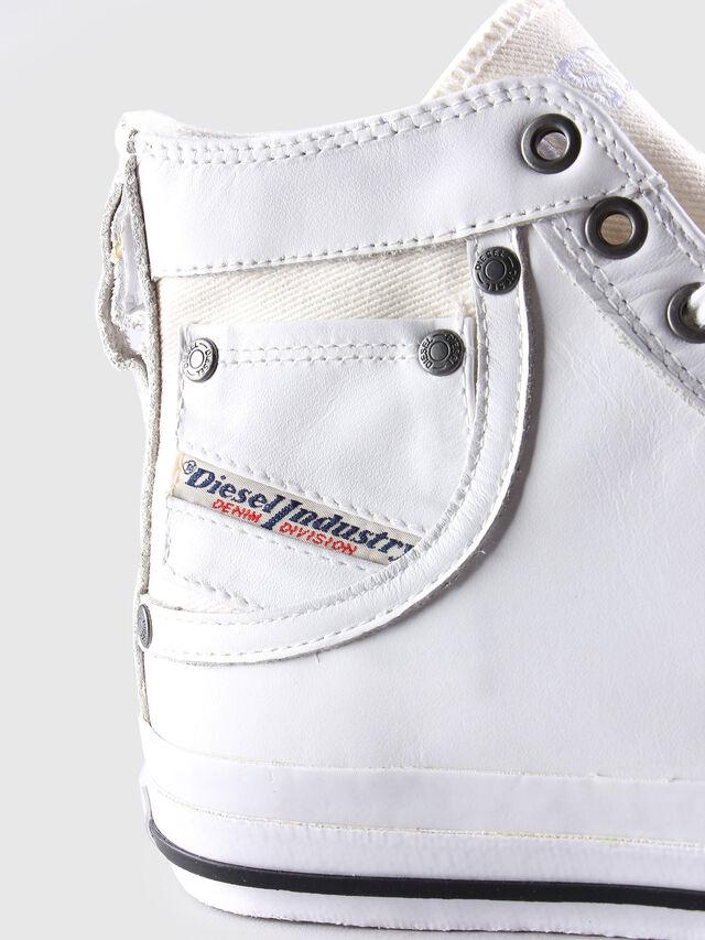 Diesel EXPOSURE IV W, White - Sneakers - Image 5