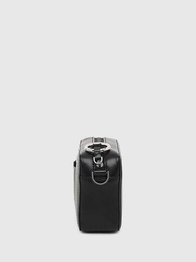 Diesel - ROSA' ML, Black - Crossbody Bags - Image 3