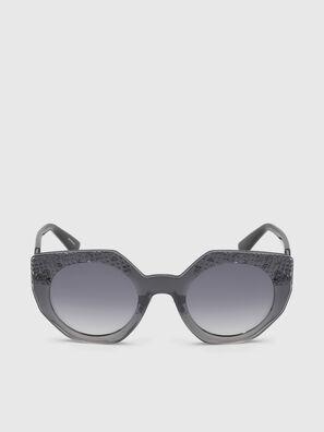 DL0258, Grey - Sunglasses