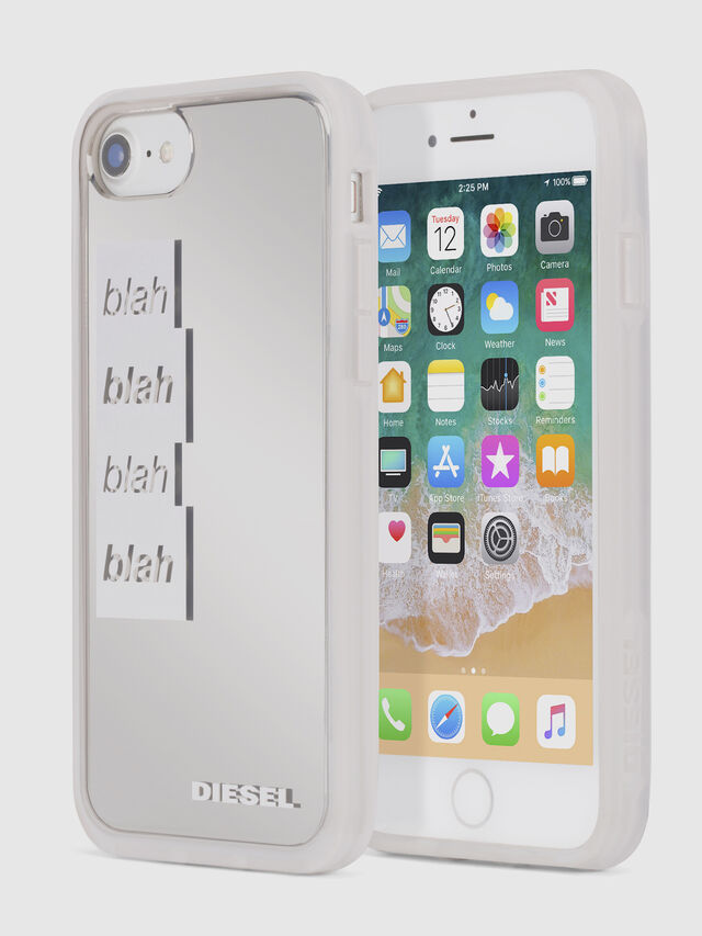 Diesel BLAH BLAH BLAH IPHONE 8/7/6s/6 CASE, White - Cases - Image 1