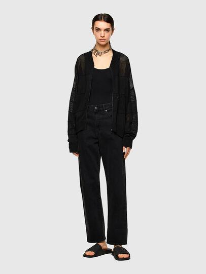 Diesel - M-ALEXA, Black - Knitwear - Image 5