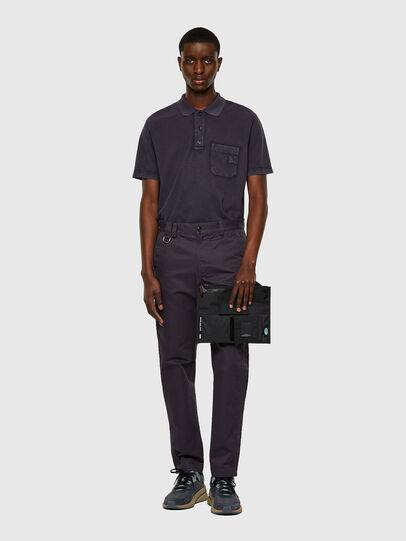 Diesel - IGA, Black - Crossbody Bags - Image 6
