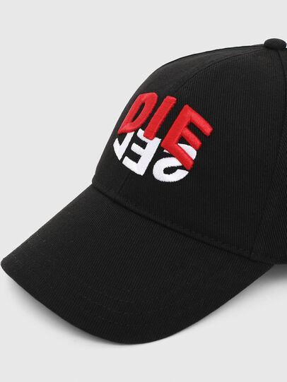 Diesel - C-DIVE, Black - Caps - Image 4