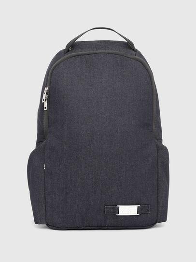 Diesel - PHILOT, Dark Blue - Backpacks - Image 1