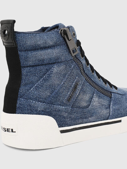 Diesel - S-DVELOWS, Blue - Sneakers - Image 4